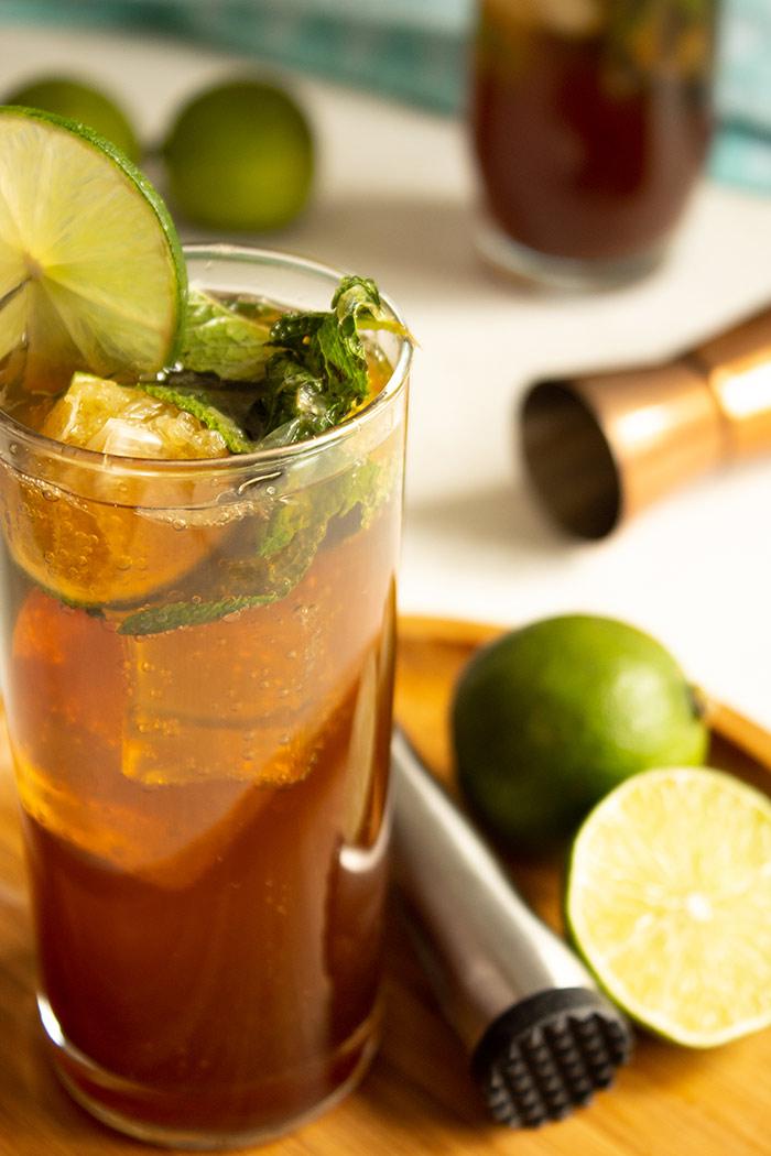 Mojito Mocktail Glass