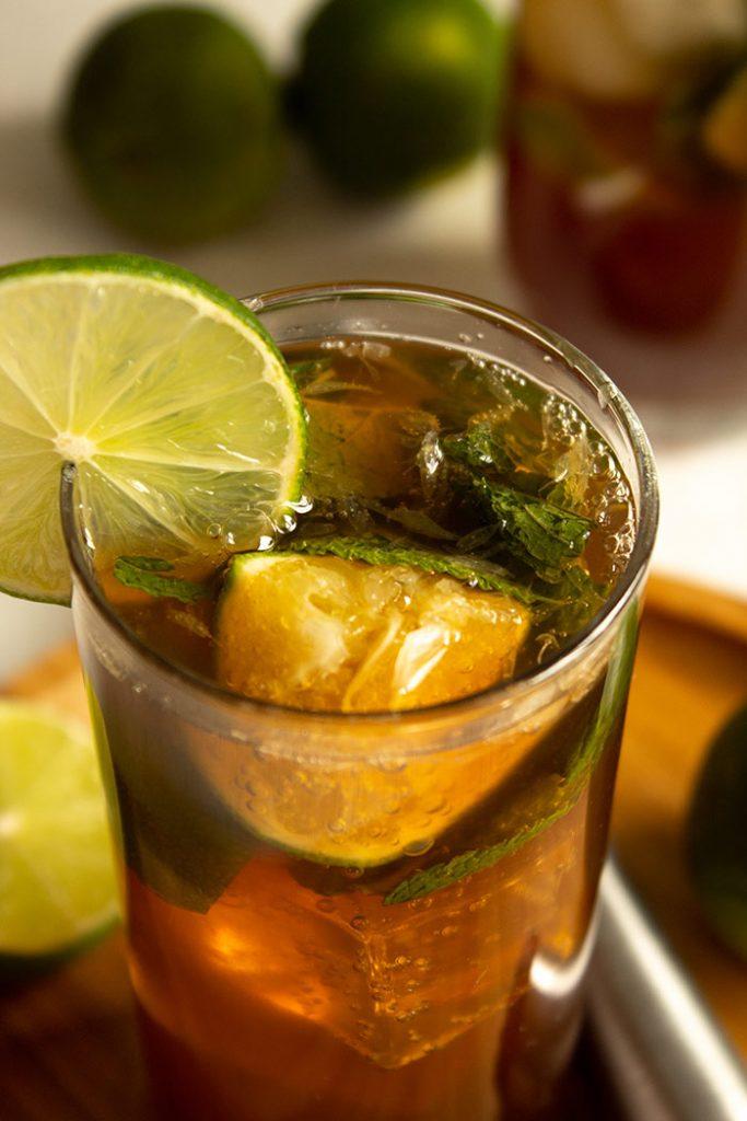 Refreshing Mojito Mocktail