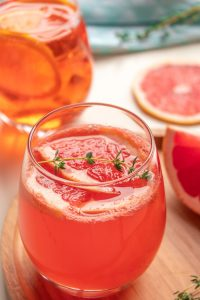 Aperol Grapefruit Cocktail